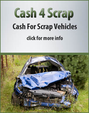 Cash for Scrap Cars in Staffordshire