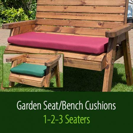 Chair And Bench Cushions. Traditional Outdoor Garden Furniture Accessories Staffordshire