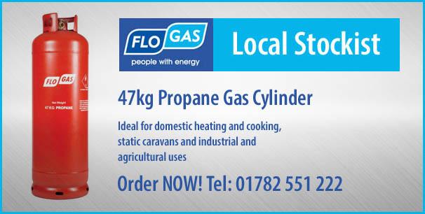 Staffordshire Fuel Supplies Flo Gas Propane & Butane