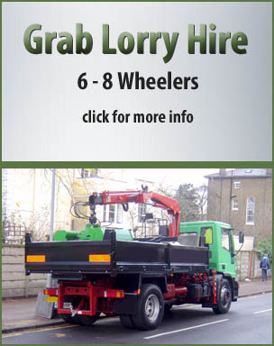 Cheap Grab Lorry Hire Staffordshire