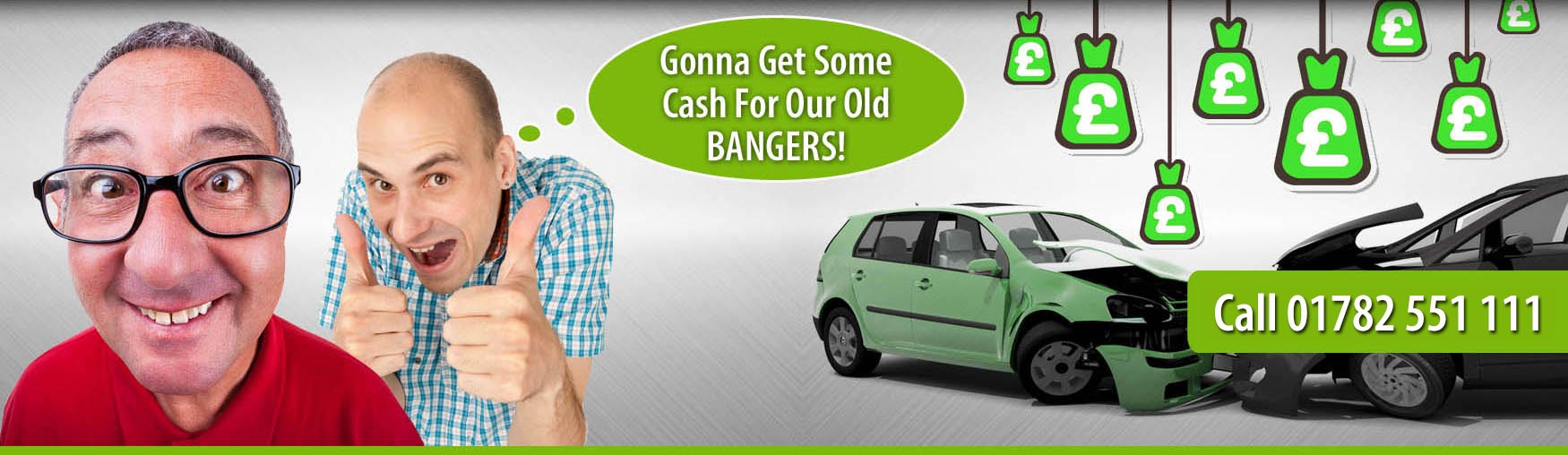 Get Some Cash For Your Scrap Cars In Stoke-on-Trent Staffordshire