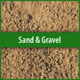 sand and gravel for sale fuel supplies